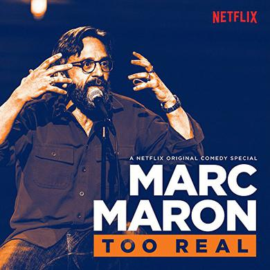Marc Maron TOO REAL Vinyl Record