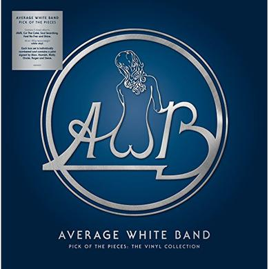 Average White Band PICK OF THE PIECES Vinyl Record