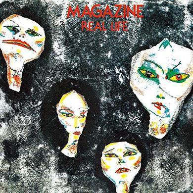 Magazine REAL LIFE Vinyl Record