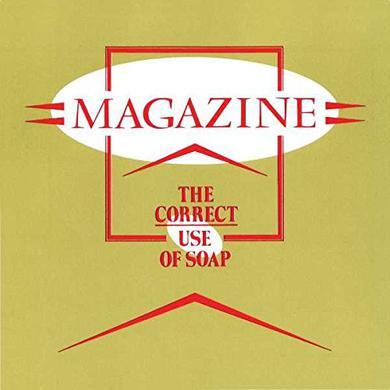Magazine CORRECT USE OF SOAP Vinyl Record