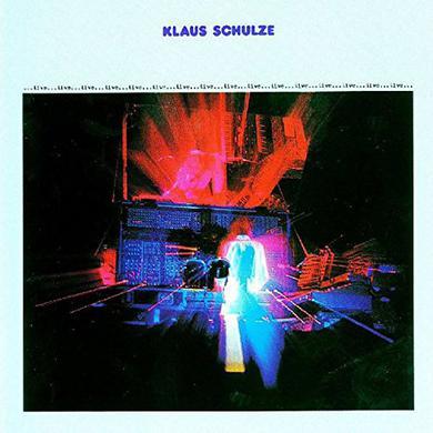 Klaus Schulze LIVE Vinyl Record