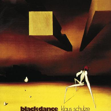 Klaus Schulze BLACK DANCE Vinyl Record