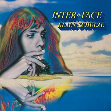 Klaus Schulze INTER FACE Vinyl Record