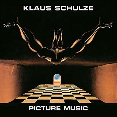 Klaus Schulze PICTURE MUSIC Vinyl Record
