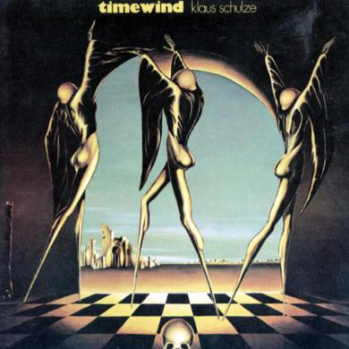Klaus Schulze TIMEWIND Vinyl Record