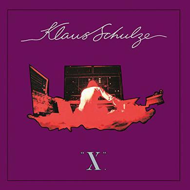 Klaus Schulze X. Vinyl Record