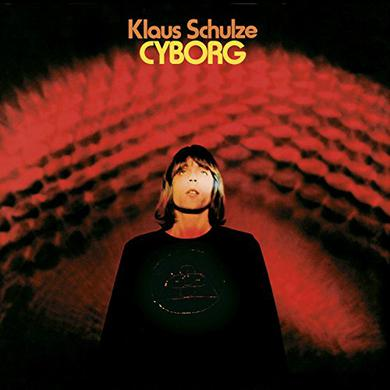 Klaus Schulze CYBORG Vinyl Record