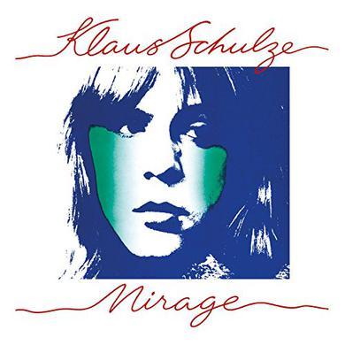 Klaus Schulze MIRAGE Vinyl Record