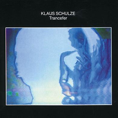Klaus Schulze TRANCEFER Vinyl Record