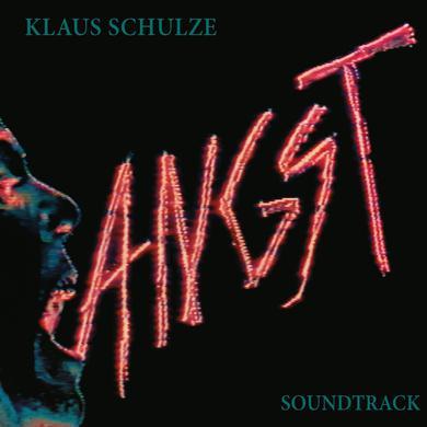 Klaus Schulze ANGST / O.S.T. Vinyl Record
