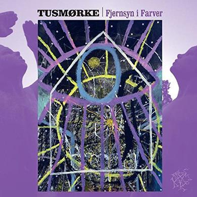 Tusmorke FJERNSYN I FARVER Vinyl Record