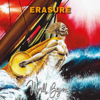 Erasure WORLD BEYOND Vinyl Record
