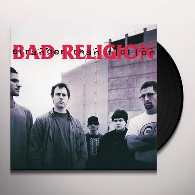 Bad Religion STRANGER THAN FICTION Vinyl Record