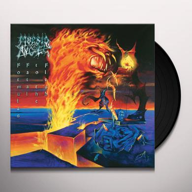 Morbid Angel FORMULAS FATAL TO THE FLESH Vinyl Record
