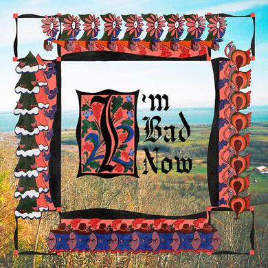 NAP EYES I'M BAD NOW Vinyl Record