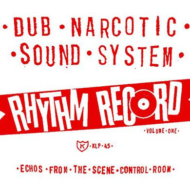 Dub Narcotic Sound System RHYTHM RECORD 1 - ONE ECHOES FROM SCENE CONTROL Vinyl Record