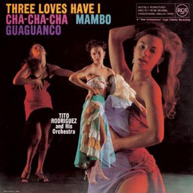 Tito Rodriguez THREE LOVES HAVE I Vinyl Record