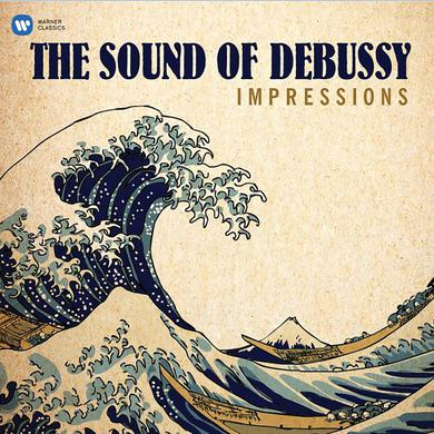 Claude Debussy IMPRESSIONS - THE SOUND OF DEBUSSY Vinyl Record