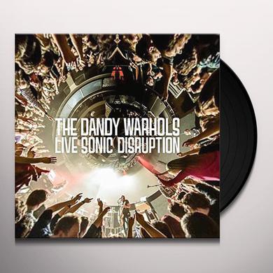 Dandy Warhols LIVE SONIC DISRUPTION Vinyl Record