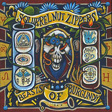 Squirrel Nut Zippers BEASTS OF BURGUNDY Vinyl Record