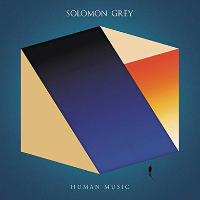 Solomon Grey HUMAN MUSIC Vinyl Record