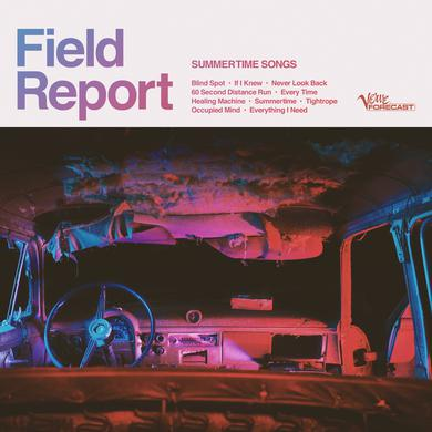 Field Report SUMMERTIME SONGS Vinyl Record
