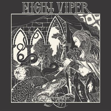 NIGHT VIPER EXTERMINATOR Vinyl Record