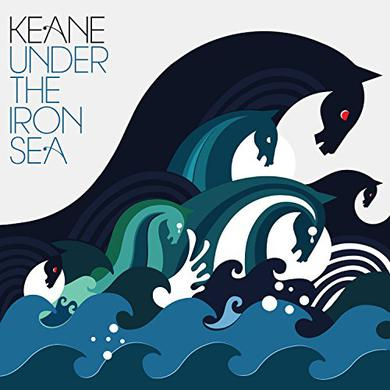 Keane UNDER THE IRON SEA Vinyl Record