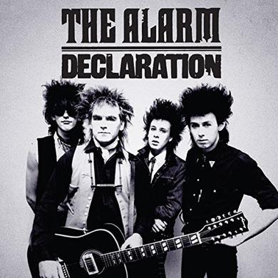Alarm DECLARATION 1984-1985 Vinyl Record