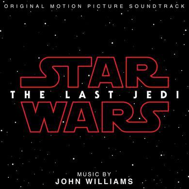John Williams STAR WARS: THE LAST JEDI Vinyl Record