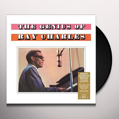 GENIUS OF RAY CHARLES Vinyl Record