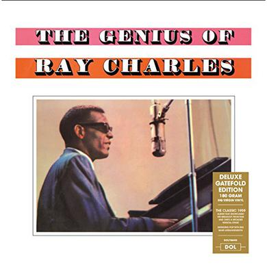 GENIUS OF RAY CHARLES Vinyl Record