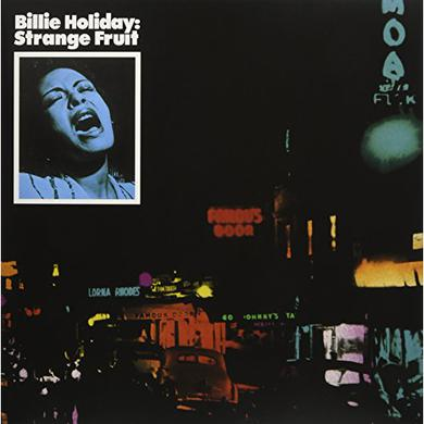 Billie Holiday STRANGE FRUIT Vinyl Record