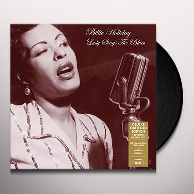 Billie Holiday LADY SINGS THE BLUES Vinyl Record