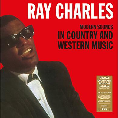 Ray Charles MODERN SOUNDS IN COUNTRY MUSIC Vinyl Record