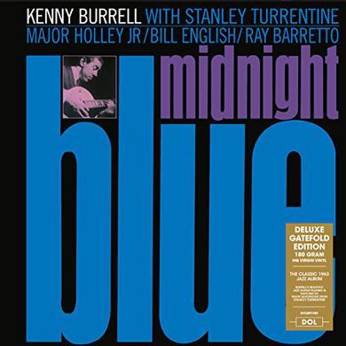 Kenny Burrell MIDNIGHT BLUE Vinyl Record
