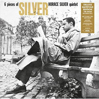 Horace Silver 6 PIECES OF SILVER Vinyl Record