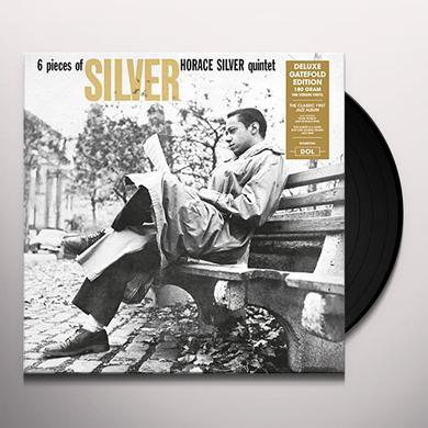 Horace Silver 6 PIECES OF SILVER Vinyl Record