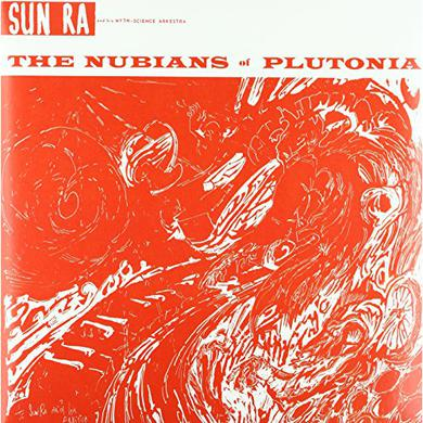 Sun Ra & His Arkestra NUBIANS OF PLUTONIA Vinyl Record