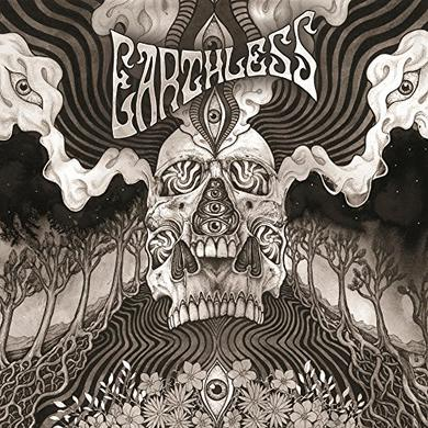 Earthless BLACK HEAVEN Vinyl Record