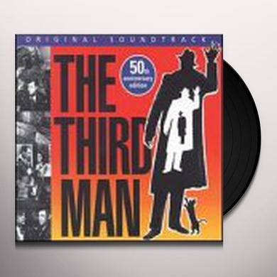 Anton Karas THIRD MAN / O.S.T. Vinyl Record