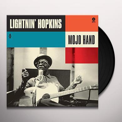 Lightnin Hopkins MOJO HAND Vinyl Record