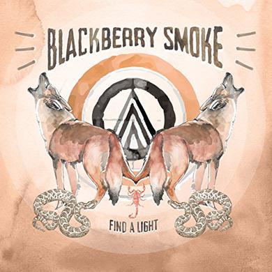 Blackberry Smoke FIND A LIGHT Vinyl Record