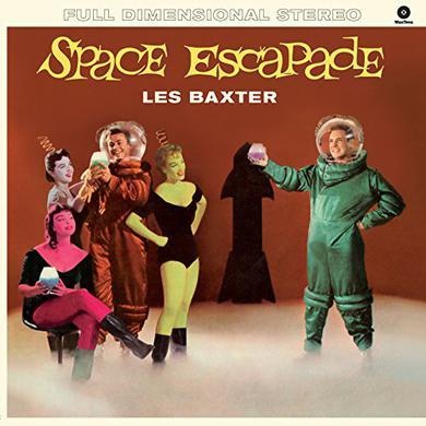 Les Baxter SPACE ESCAPADE Vinyl Record