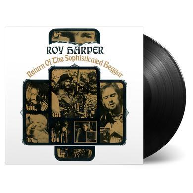 Roy Harper RETURN OF THE SOPHISTICATED BEGGAR Vinyl Record