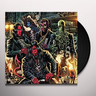 Bobaflex ELOQUENT DEMONS Vinyl Record