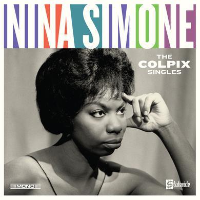 Nina Simone COLPIX SINGLES Vinyl Record - Mono