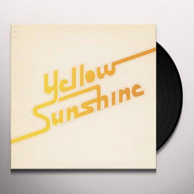 YELLOW SUNSHINE Vinyl Record