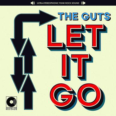 Guts LET IT GO Vinyl Record