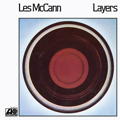 Les Mccann LAYERS Vinyl Record